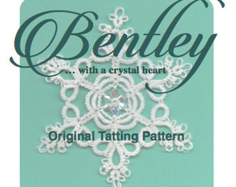 Bentley - TATTING PATTERN