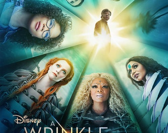 Poster of A Wrinkle in Time (2018)