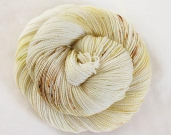 Racine Belles - Gosling - 80/10/10 superwash merino/ cashmere/ nylon sock yarn