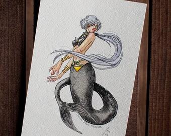 Mermaid Sailor Star Healer