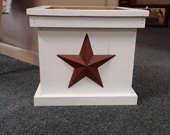 Wood Planter Box