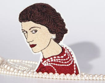 Coco Chanel Patch - Chanel Iron On