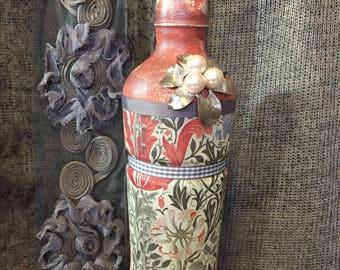 Bottle Art.