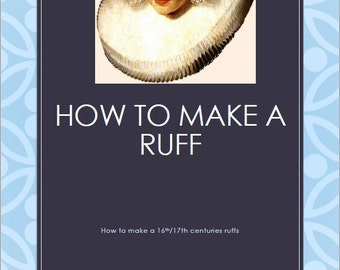 How to make a Ruff, only tutorial, in English