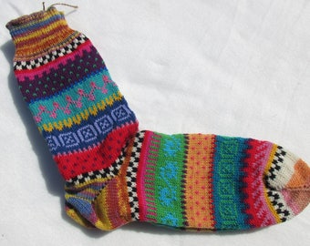 Colorful Mens Socks ole gr. 42/43