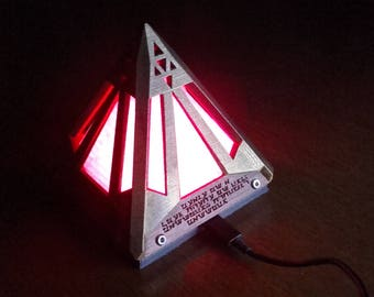 Sith Holocron USB Drive with LED's & HD Detailing