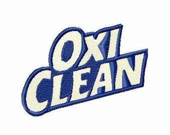 Oxi Clean Patch für Kostüm