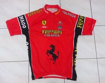 Bicycle shirt rare item..