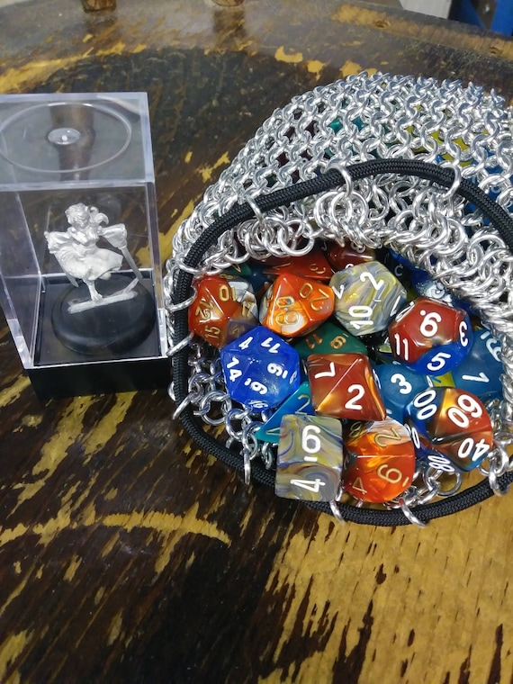 find your dnd dice bag here leather fabric chain mail dice bags