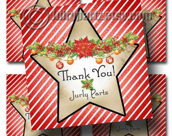 18•Pinstripe•Poinsetta•Tags•Gift Tags•Shower Favor Tags•Favor Tags•Paper Tags•Price Tags•Clothing Tags•Holiday Gift Tag•Thank You Tag