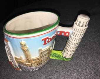 The Leaning Tower of Pisa mug