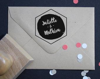 Wedding stamp task