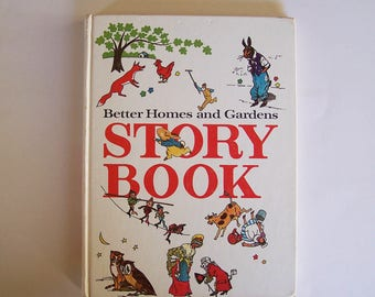Better Homes and Gardens Story Book - Childrens Book - Storybook, Bedtime, Storytime - Favorite Stories and Poems for Children