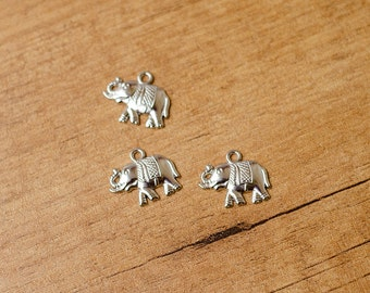 Elephant charm for Traveler's Notebook and planners