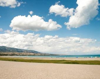Beaches of Bear Lake - Utah postcard