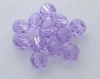 SWAROVSKI Beads 5000 Round VIOLET