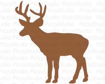 80% OFF Sale Svg Files, Deer svg, Svg Files, Vector Art, Christmas Svg, Deer Vector, Southern SVG, Vector, Hunting Svg, Silhouette Files