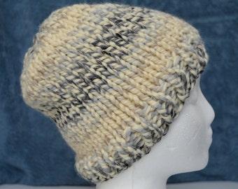 Warm Winter Hat, Watch Cap, Winter Beanie, Teen Beanie, Womens Winter Hat, Gender Neutral Toque, Hikers Hat, Ski Cap