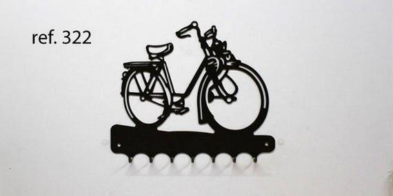 Hangs 26 cm pattern metal keys: solex