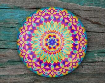 Mandala of euphoria magnet