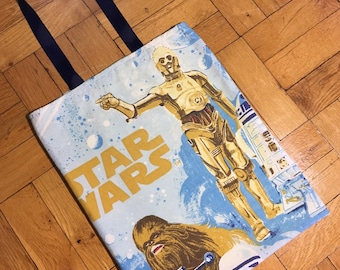 Star Wars - WRETRO WRAPPER tote bag