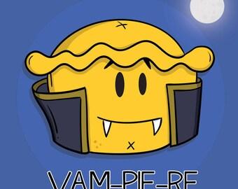 VAM-PIE-RE card