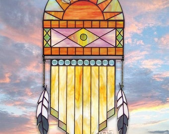 Native American SunCatcher - Made to Order