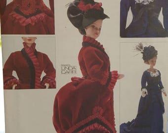 Linda Carr Vogue Craft fashion doll pattern 7100