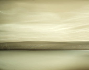Deserted, horizon art, minimalist photo, abstract seascape, oversized wall art, modern art, custom size, zen photograph, modern photo