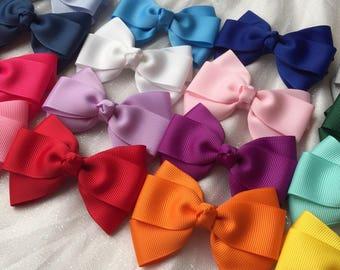 Girls hair bows girls hair clips baby headbands baby hair bows baby hair clips girls headbands girls bows baby bows