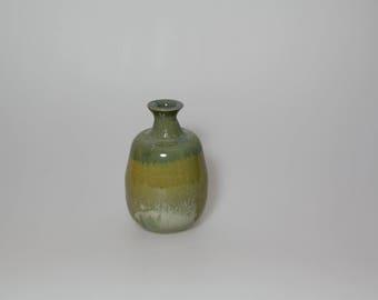 Porcelain stoneware vase Celadon