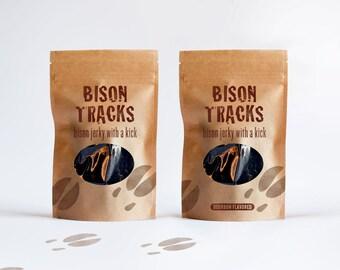 Two Pack Bison Tracks Sampler