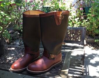 Chippewa Snake Boots 11D US