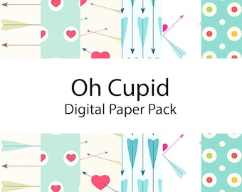 Oh Cupid Mini Paper Pack