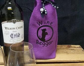 Wine Beggar - Wine Bag