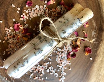 Handcrafted Salt Soakers