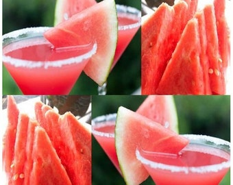 SUGAR BABY WATERMELON Seed Seeds - Very Sweet ~ 10 lb oval red flesh is very sweet - Easy To Grow Only 70 - 80 Days