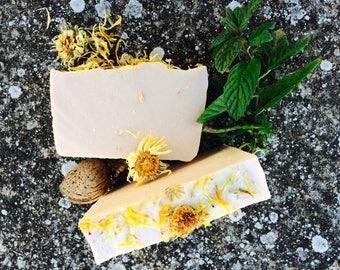 Rosamenta Olive Oil Soap