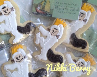Where The Wild Things Are MAX Cookies