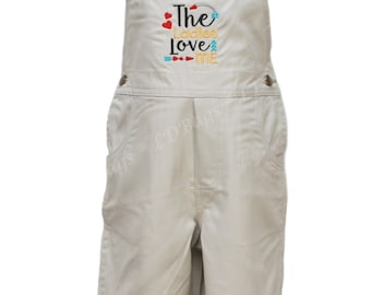 Toddler Overalls   Personalized Overalls   Monogram Overalls   Kids Overalls   Baby Overalls   Cotton Overalls   Tan Toddler Overalls Size 2
