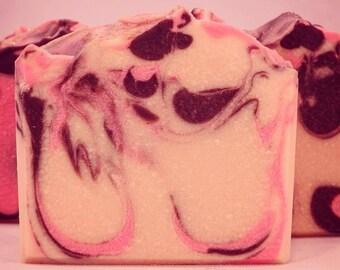 Earl Grey & Apple Goat Milk Soap