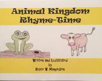 Animal Kingdom Rhyme-Time