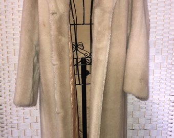 Gorgeous Faux Fur High Qualify Coat