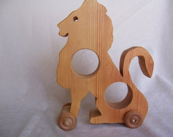 Toy Handcrafted Lion for Children, Kids, Boys, Girls