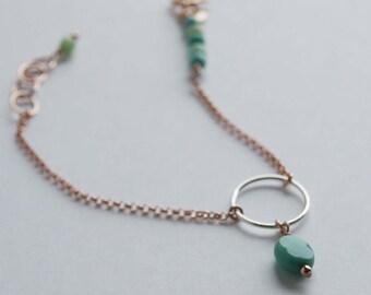 OPAL Green Opal bracelet