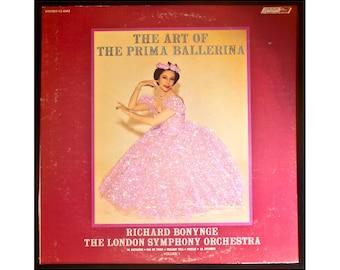 Glittered Prima Ballerina Album - London Symphony