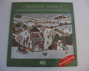 Merle Haggard - Bing Crosby - Christmas America - Circa 1974
