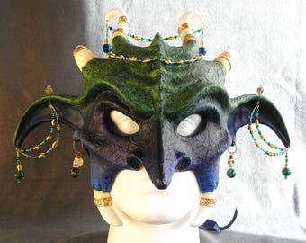 Goblin Prince Mask
