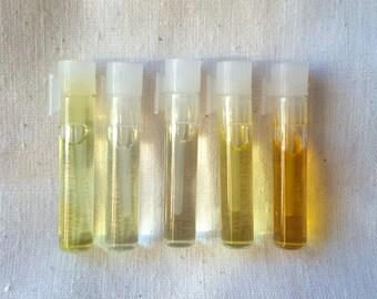 Oil Sample - Organic