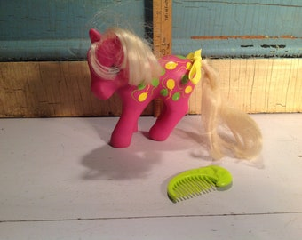 Vintage my little pony Up, Up and Away 80
